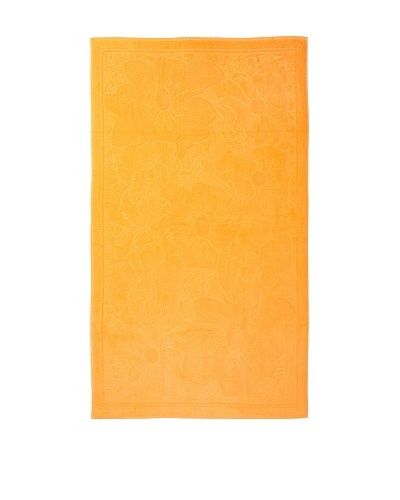 Esplama Hibiscus Beach Towel, Marigold