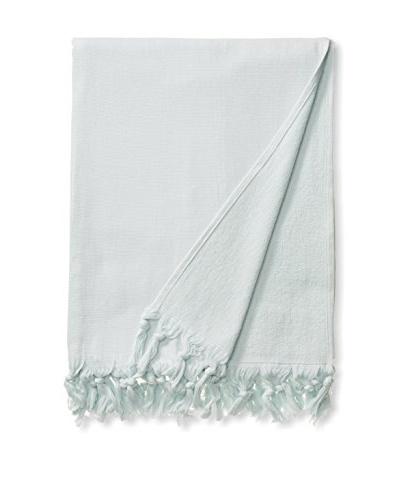 Esplama Turkish Towel Izmar, Seafoam