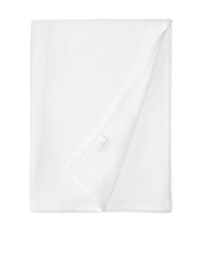 Espalma Sharon Blanket Throw, White