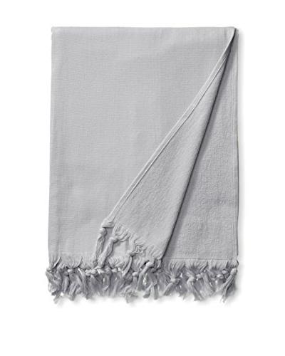 Esplama Turkish Towel Izmar, Silver