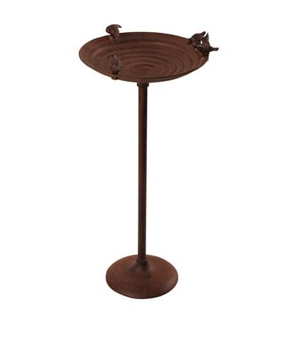 Esschert Design USA Standing Birdbath