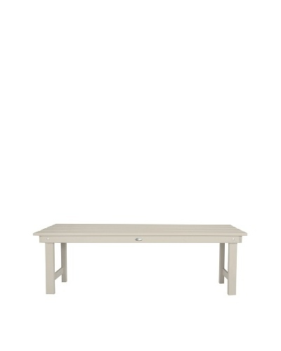 Esschert Design USA Bench, White