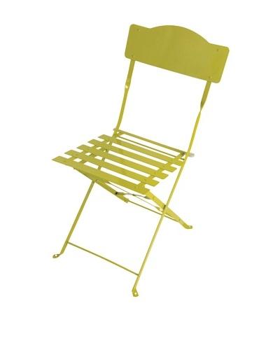 Esschert Design USA Foldable Chair, Green