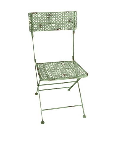 Esschert Design USA Industrial Heritage Foldable Chair