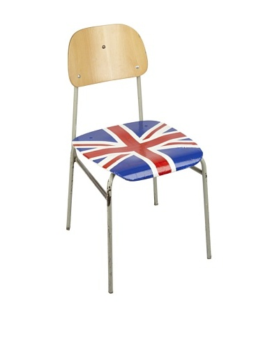 Europe2You Union Jack School Chair