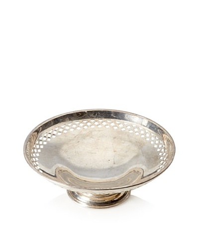 Europe2You Found Silver Cake Stand