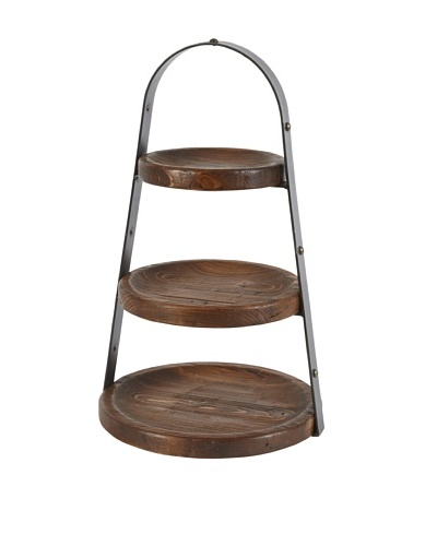 Europe2You Round Tiered Stand, Saddle