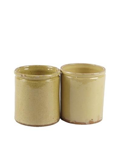 Europe2You French Yellow Jam Pot