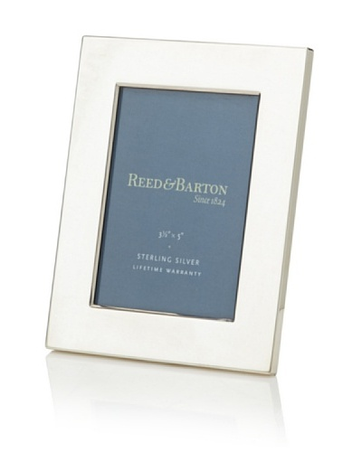 Reed & Barton Wide Border Picture Frame, 3.5 x 5