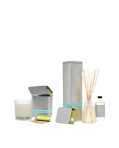 Evoque Oasis Soy Paraffin Candle and Diffuser Kit