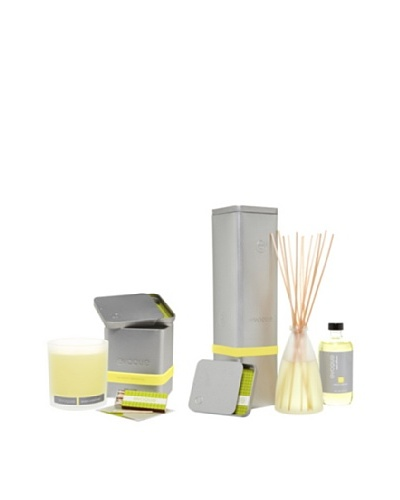 Evoque Tahitian Tuberose Soy Paraffin Candle and Diffuser Kit