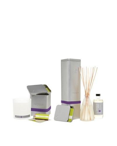 Evoque Acai Berry and White Tea Soy Paraffin Candle and Diffuser Kit