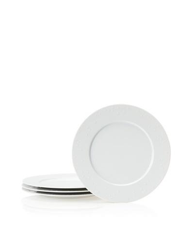 Fürstenberg Set of 4 Dessert Plates [White]