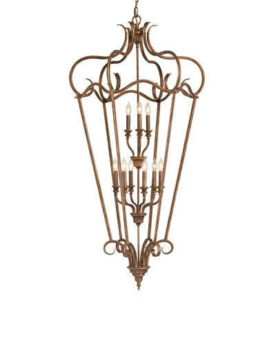 Feiss Multi Tier Chandelier, 9-light