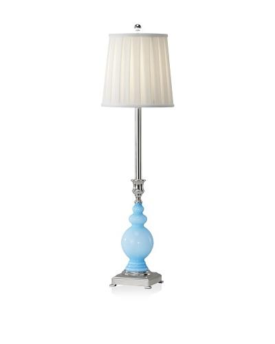 Feiss Lighting Sidonia Buffet Lamp, Blue