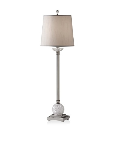 Feiss Lighting Independents Buffet Lamp, Smoke