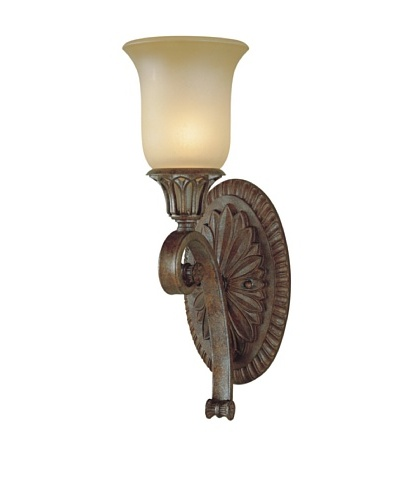 Feiss Bronze Sconce
