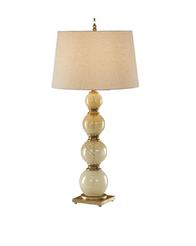 Feiss Lighting Avery Table Lamp, Cashmere
