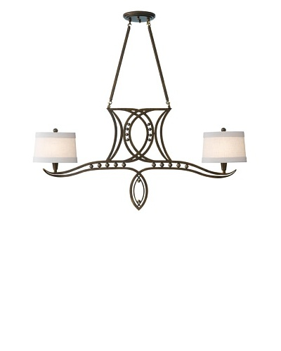 Feiss Single Tier Chandelier