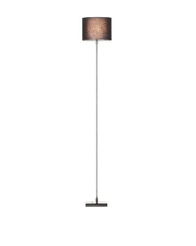 Filament Slim Floor Lamp, Silver/Grey