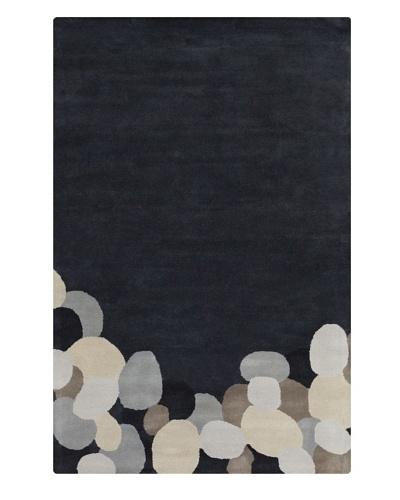 "Filament Kizzie Rug, Charcoal/Grey, 5' x 7' 6""'"