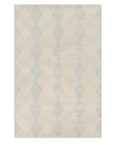 Filament Adam Hand-Tufted Wool Rug, Grey, 5' x 7' 6
