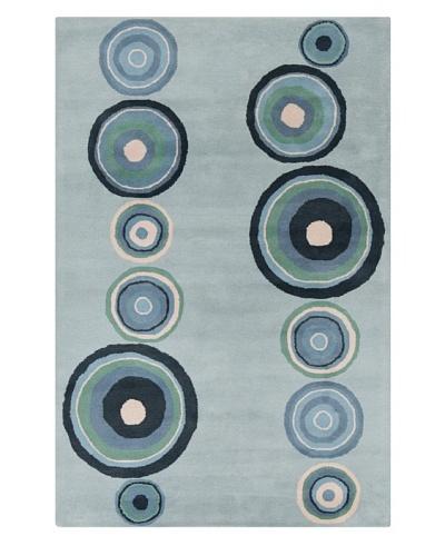 Filament Tamra Rug, Blue, 5' x 7' 6'