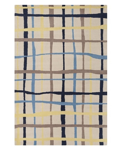 Filament Cherelle Hand-Tufted Wool Rug, Multi, 5' x 7' 6