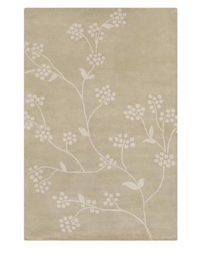 Filament Stanton Hand-Tufted Wool Rug, Sand, 5' x 7' 6
