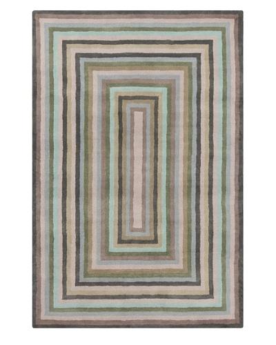 Filament Antonetta Hand-Tufted Wool Rug, Multi, 5' x 7' 6