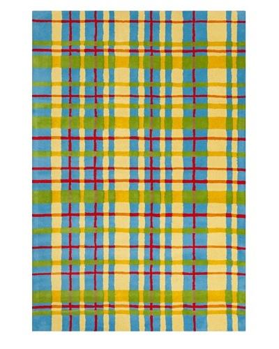 Filament Octavio Hand-Tufted Wool Rug, Multi, 5' x 7' 6