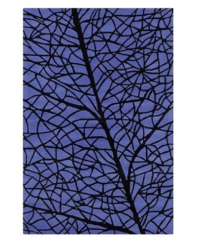 """Filament Harvey Rug, Blue, 5' x 7' 6""""'"""