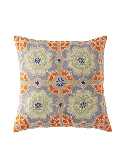 Filling Spaces Bloom Pillow, Multi, 20x20As You See