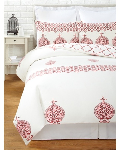 Filling Spaces Annika Reversible Duvet Set