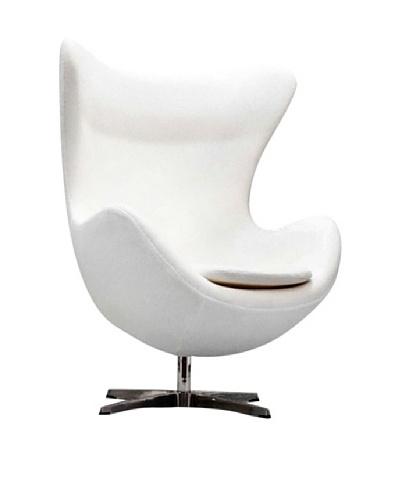 Fine Mod Inner Chair, White