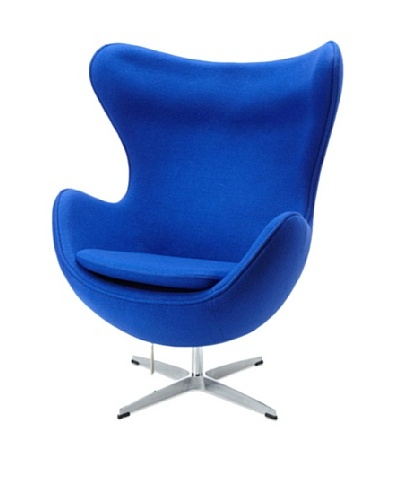 Fine Mod Inner Chair, Blue