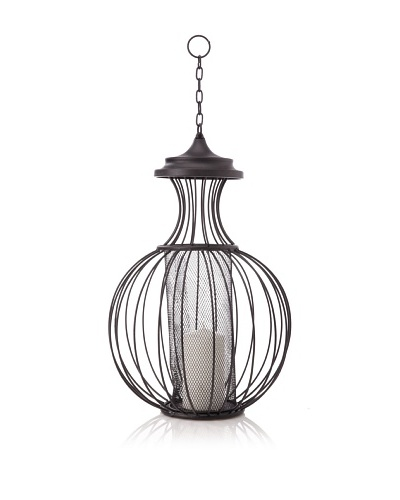 Firefly Home Collection Iron Lantern