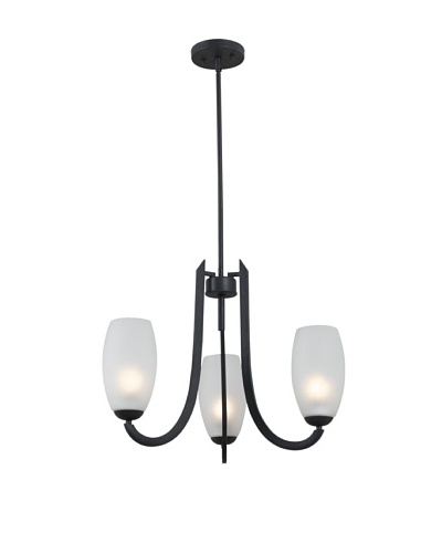 Design Craft Sumter 3-Light Chandelier