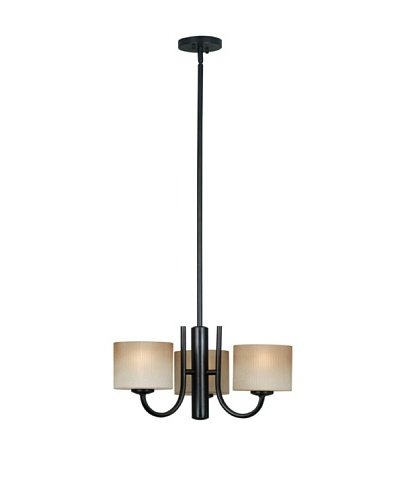Design Craft HamiLighton 3-Light Chandelier