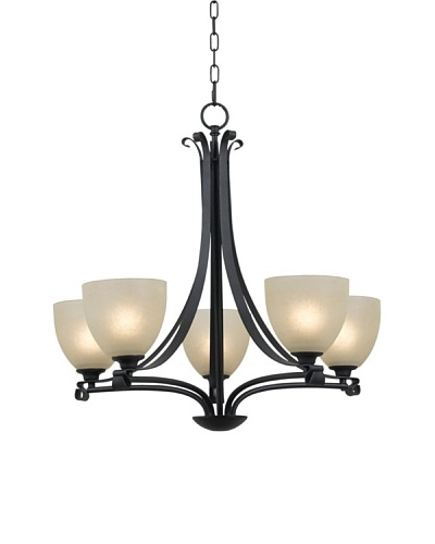 Design Craft Marion 5-Light Chandelier