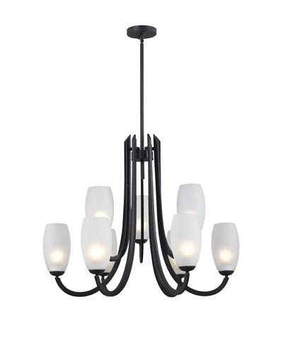 Design Craft Sumter 9-Light Chandelier
