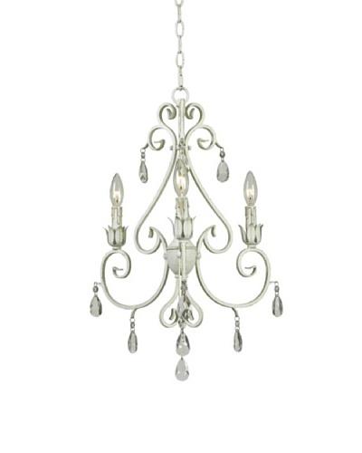 Design Craft Garmat 3-Light Chandelier