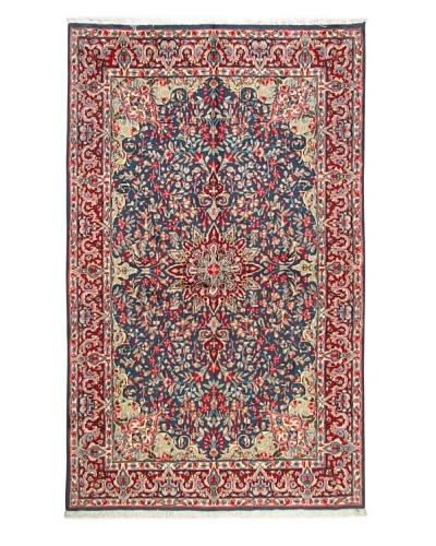 Roubini One of a Kind Kirman Rug