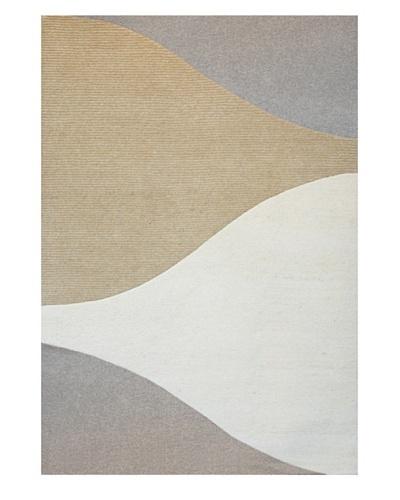 Chelsea Rug, Grey/Tan/Natural White, 5' x 7' 3