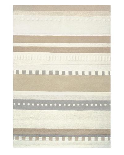 Chelsea Rug, Cream/Oatmeal/Grey/Camel, 7' 5 x 9' 6