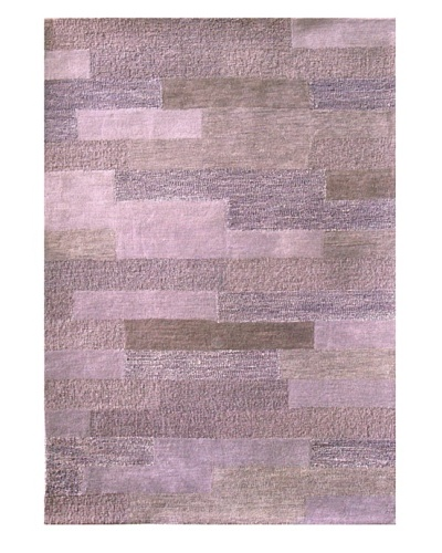 Festival Rug, Dusty Plum, 5' x 7' 3