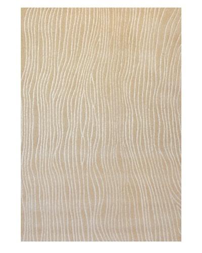 Chelsea Rug, Tan/Oat/White, 5' x 7' 3