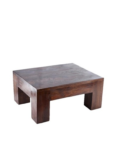 Foreign Affairs Jati Coffee Table, Brown