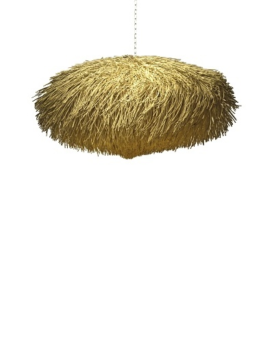 Foreign Affairs Urchin Hanging Lamp [White]