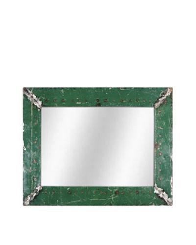 Foreign Affairs Kante Mirror, Green
